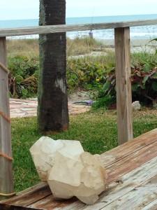 beach corner